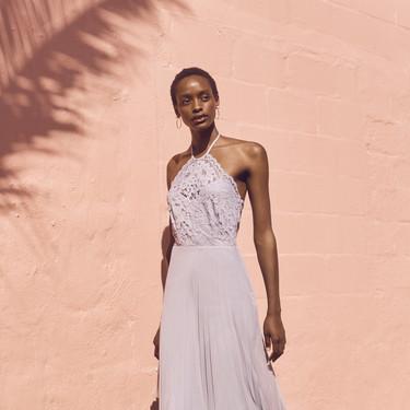 Estamos flipando: estos vestidos de invitada en tonos pastel son alucinantes y son de Amazon (aunque parezcan de otro sitio)