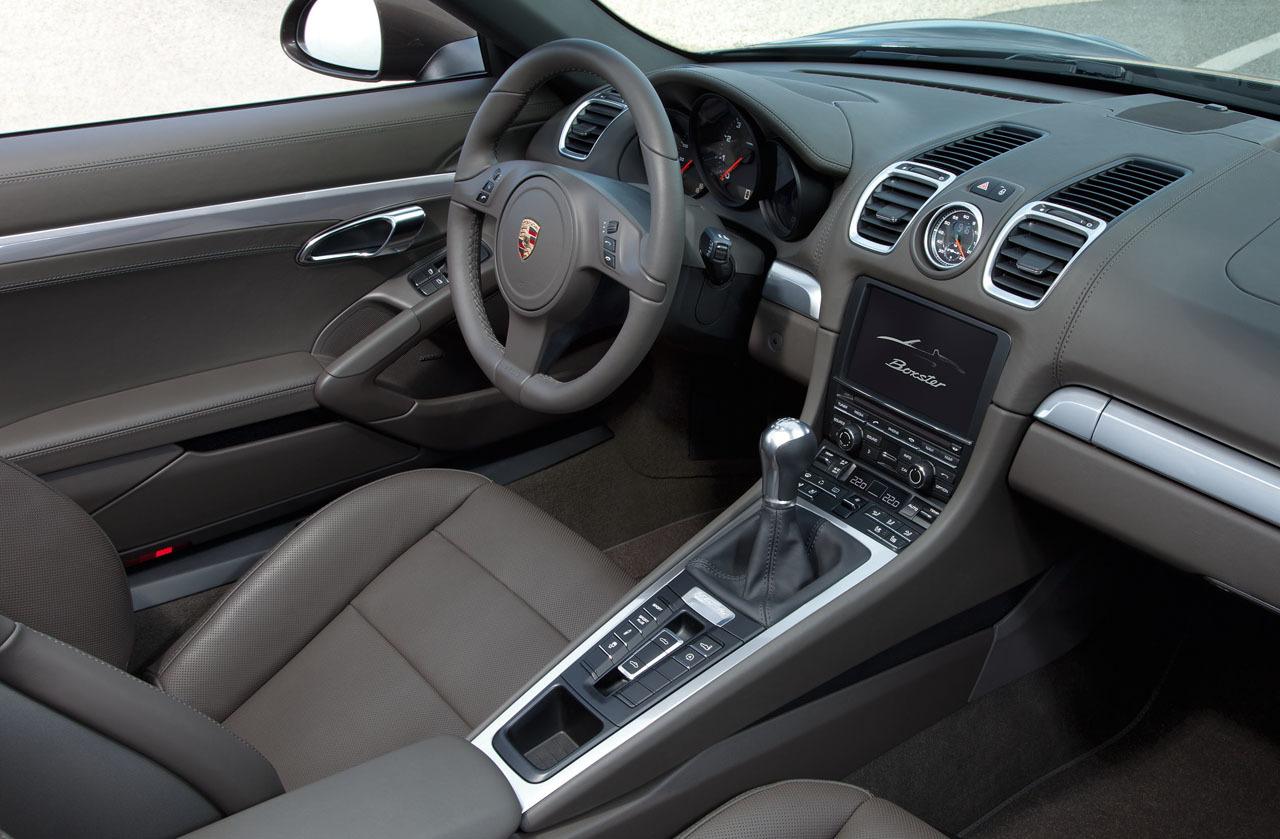 Foto de Porsche Boxster 2013  (7/7)