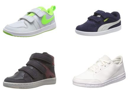oferta zapatillas niño nike