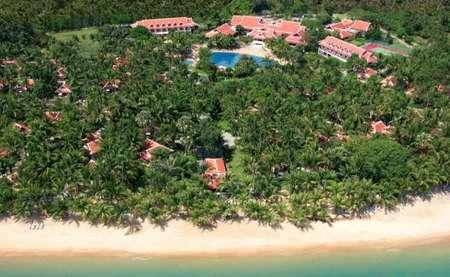 Santiburi Beach Resort, Golf & Spa...la cara acogedora de la isla Koh Samui