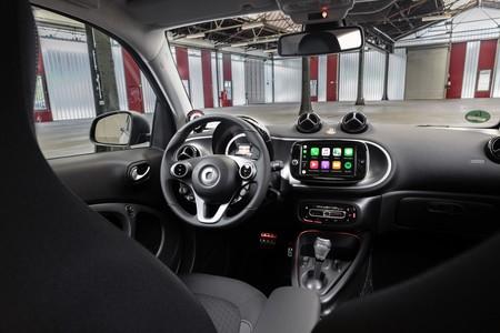 Smart Eq Fortwo Interior