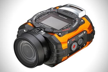 Nueva cámara Ricoh WG-M1