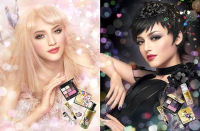 Shu Uemura se asocia con Takashi Murakami para diseñar una nueva colección de cosméticos