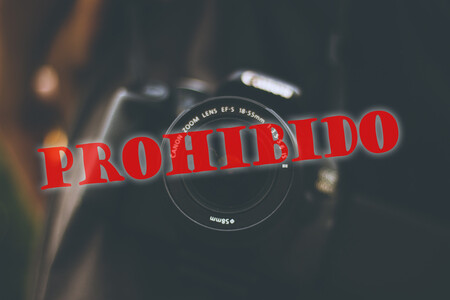 Prohibido usar el objetivo zoom 18-55 mm que viene en el kit de la cámara