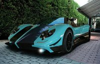 Al-Thani vende su exclusivo Pagani Zonda UNO