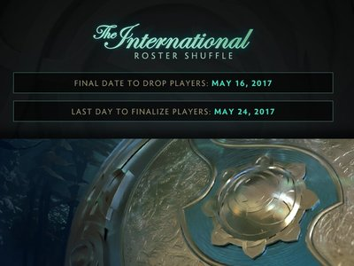Anunciado el período de cambios de jugadores para The International 7