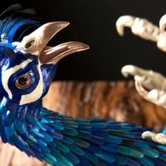 Foto 9 de 9 de la galería peacocks-de-laurel-roth en Trendencias