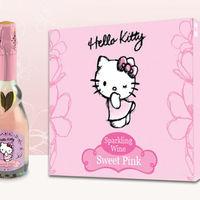 El vino para los amantes de Hello Kitty