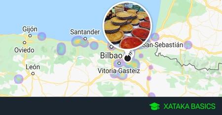 Mapas de Google Fotos: qué son y cómo funcionan