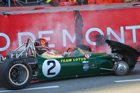 Ese momento en el que te das cuenta de que has destrozado historia de la Fórmula 1