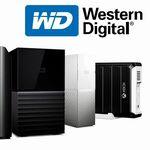 Ofertas en almacenamiento Western Digital y SanDisk: Amazon tiene discos duros de sobremesa y servidores NAS a los mejores precios esta semana