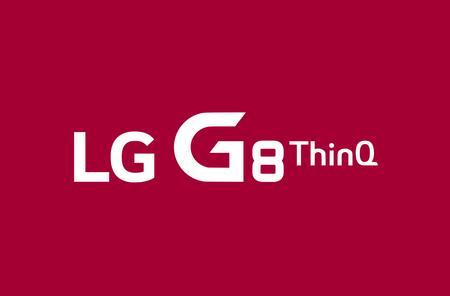 Lg G8 Thinq Logo