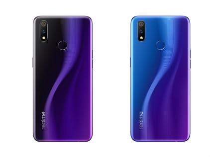 Realme 3 Pro Color