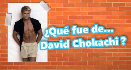 ¿Qué fue de David Chokachi, Cody en 'Los vigilantes de la playa'?