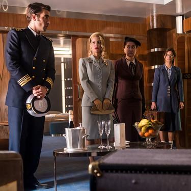 """Lo mejor y lo peor de """"Alta mar"""", el nuevo thriller de época de Netflix con el estilo de """"Las chicas del cable"""""""