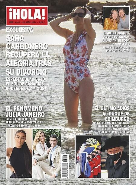 Portada Revista Hola