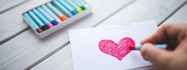 ¿Pueden enamorarse con cuatro años? El primer amor en los niños