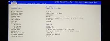 Cómo entrar a la BIOS o UEFI desde la configuración de Windows 10