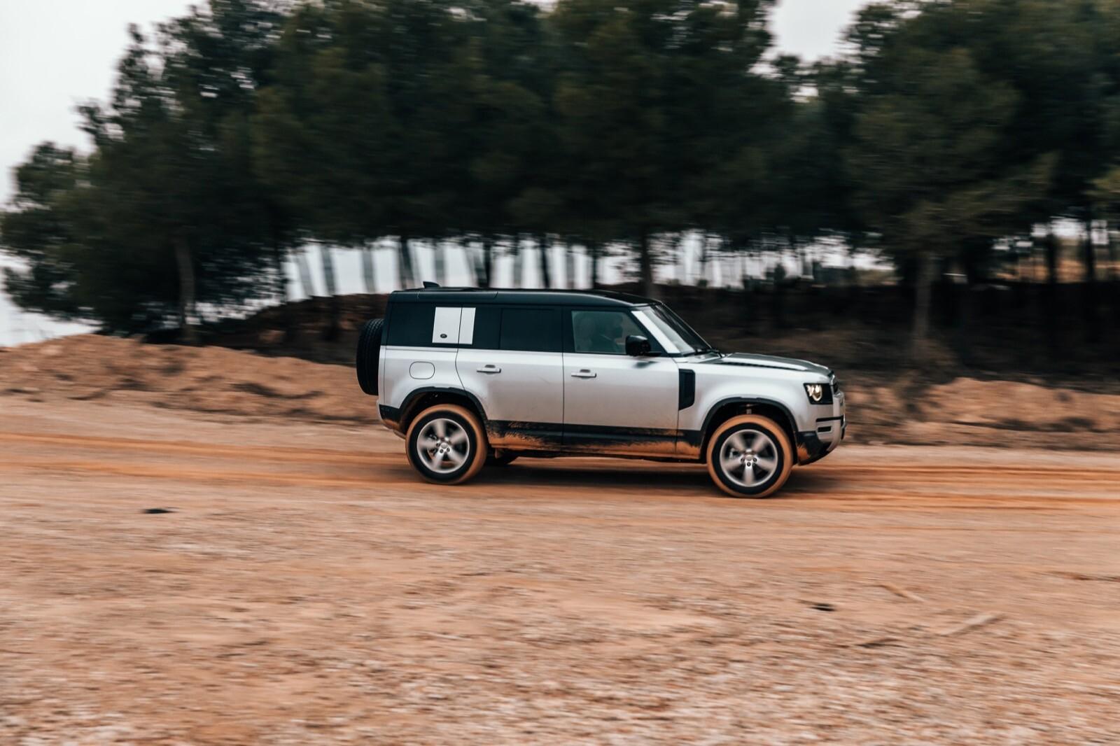 Foto de Land Rover Defender 110 (prueba) (38/41)