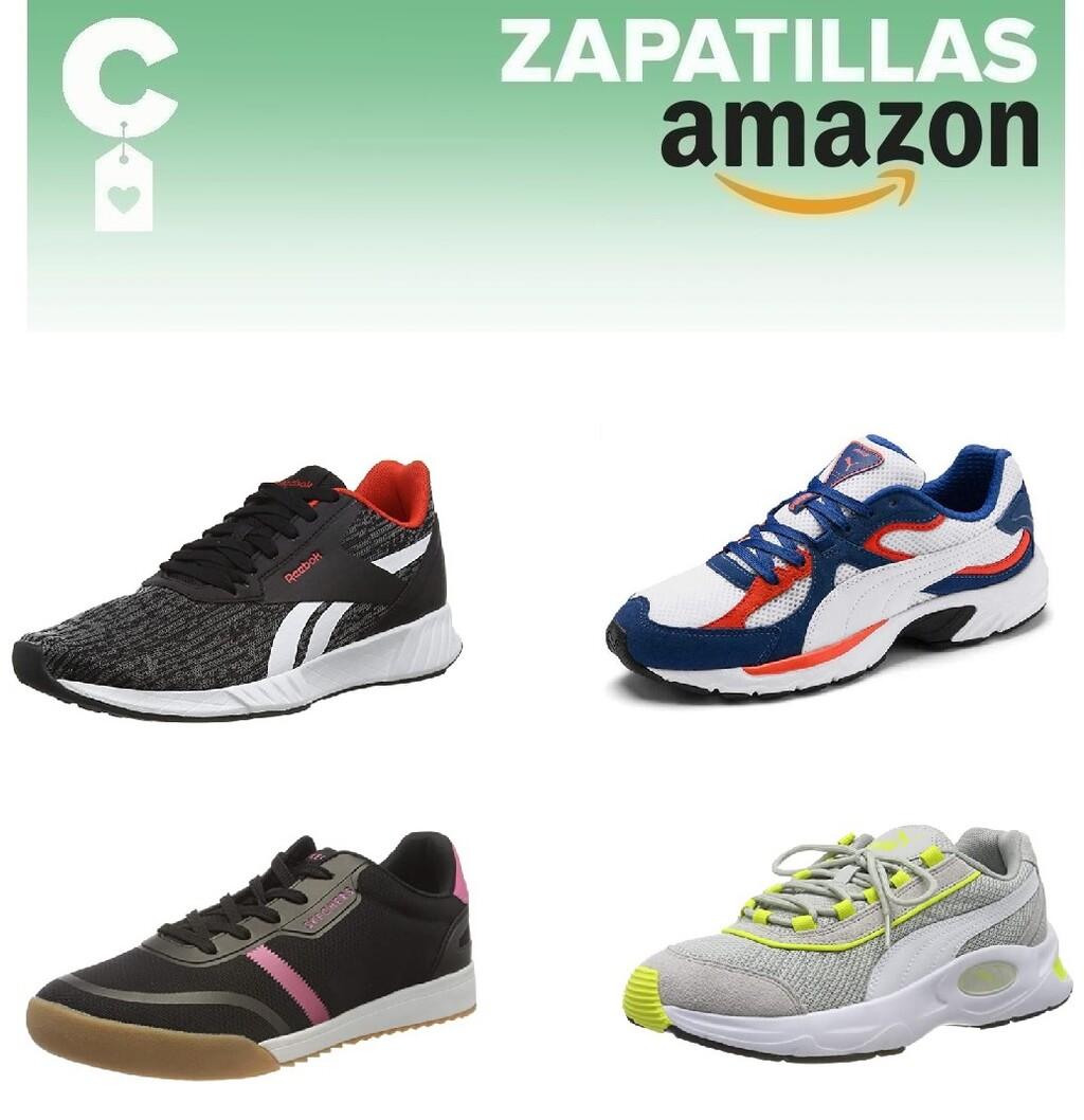 Chollos en tallas sueltas de  zapatillas Puma, Skechers o Reebok en Amazon a partir de 20 euros