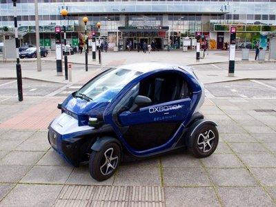 Comienzan las primeras pruebas de coches autónomos en Reino Unido