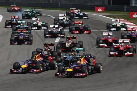 Las mejores imágenes del Gran Premio de Alemania