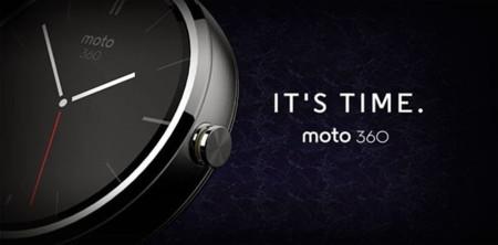 Moto 360 y LG G Watch, los primeros smartwatches con Android Wear