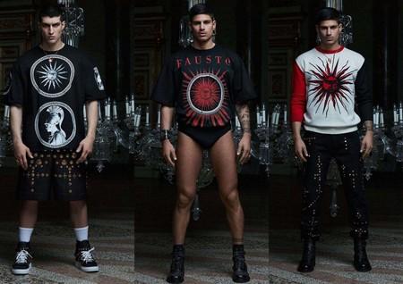 Gladiador punk, de Fausto Puglisi