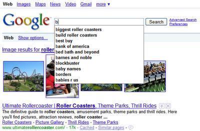 Google Suggest incorpora mejoras en las sugerencias