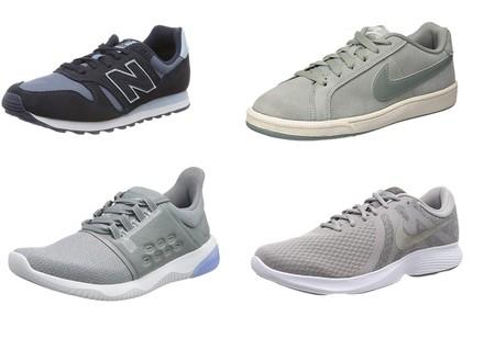 Chollos en tallas sueltas de zapatillas Nike, New Balance o Asics por 30 euros o menos en Amazon