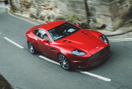 Aston Martin Vanquish Callum 25 by R-Reforged, solo 25 unidades cargadas de exclusividad
