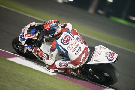 Superbikes Catar 2014: Michael Van der Mark se despide de Supersport con Victoria