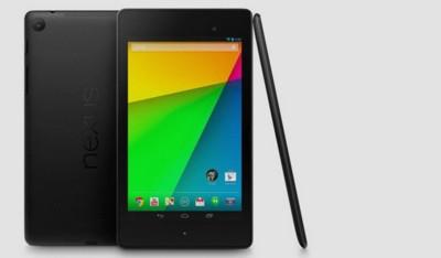 Google publica las imágenes de fábrica de los nuevos Nexus 7