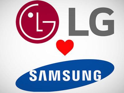 Samsung por fuera pero pantalla LG por dentro: así podrían ser los televisores Samsung que usarían paneles de LG Display