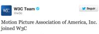 Nacieron con objetivos opuestos pero ahora son amigos: la MPAA se une al W3C