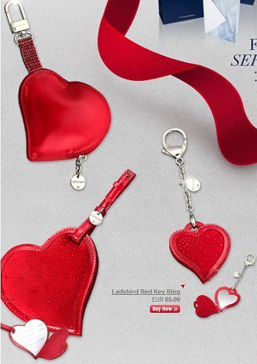 San Valentín con Swarovski