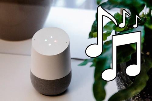 Cómo escuchar música gratis en el altavoz de Google usando la voz