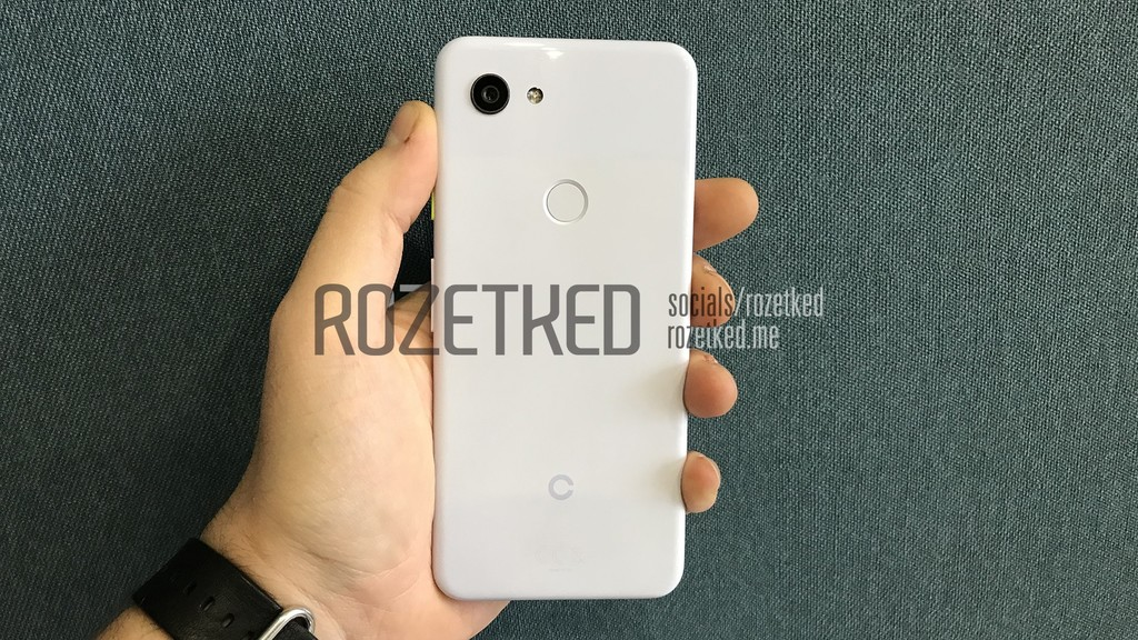 filters on the Pixel 3 Lite: first pictures and specifications of the Pixel cheap Google