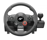 Logitech Driving Force GT, volante para Gran Turismo