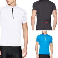 Camiseta para de ciclismo James & Nicholson desde 6,66 euros en Amazon