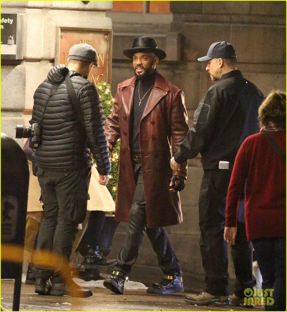Foto de 'Suicide Squad', imágenes del rodaje con Will Smith (1/3)