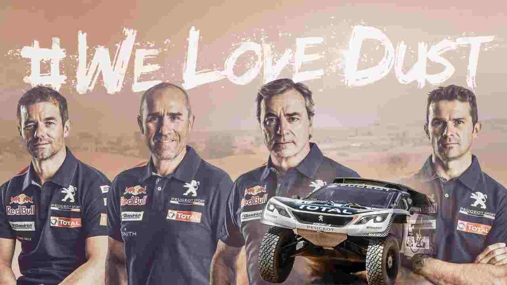 dream-team-peugeot