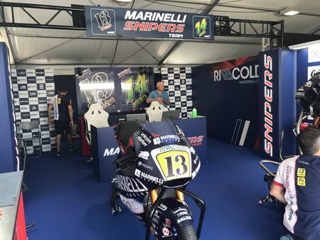 Romano Fenati, fulminado: Marinelli Snipers y Forward Racing rompen sus contratos con el italiano