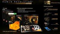'Deus Ex: Human Revolution'. Su edición de lujo al detalle