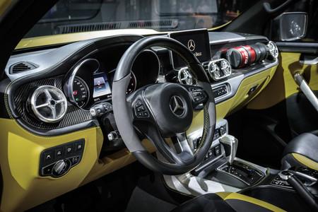 Mercedes Benz Concept Clase X 125