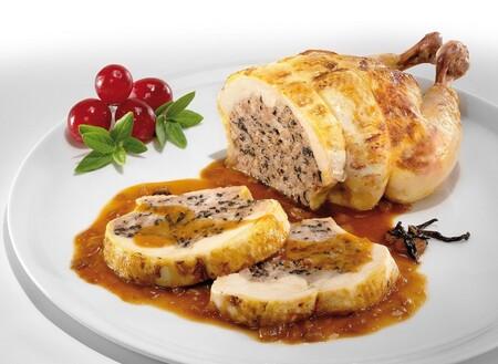 La pularda trufada es el plato preparado más vendido de Amazon y la salvación para la cena de Navidad de los menos cocinillas