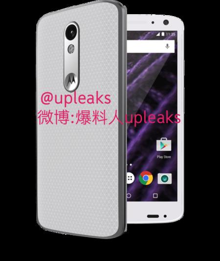 Motorola Bounce, otro smartphone de gama alta que podría estar preparando Motorola