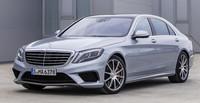 Mercedes-Benz S 65 AMG, ¿con 630 CV?