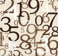 Orígenes y curiosidades de los números, uno a uno (I)