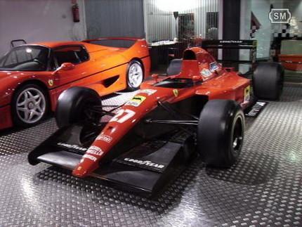 ¿Buscas coche? ¿Por qué no un Ferrari F1 de 1991?